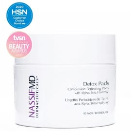 COMPLEXION PERFECTING DETOXIFICATION PADS